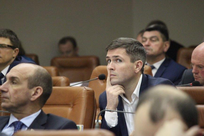 Запорожские депутаты собрались на сессию, - ФОТОРЕПОРТАЖ, фото-30