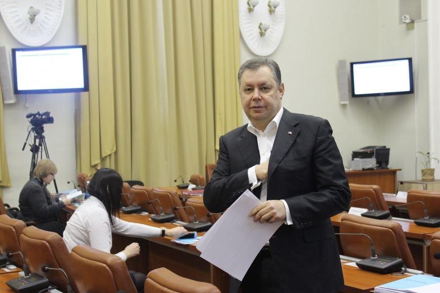 Запорожские депутаты собрались на сессию, - ФОТОРЕПОРТАЖ, фото-1