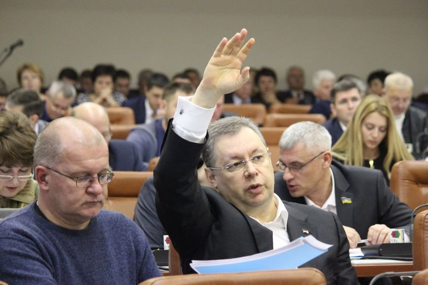 Запорожские депутаты собрались на сессию, - ФОТОРЕПОРТАЖ, фото-7