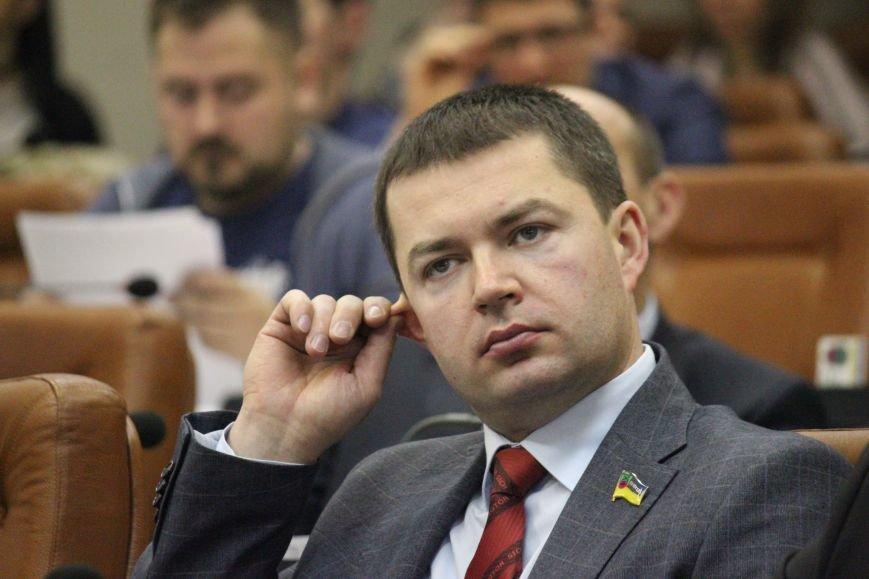 Запорожские депутаты собрались на сессию, - ФОТОРЕПОРТАЖ, фото-29