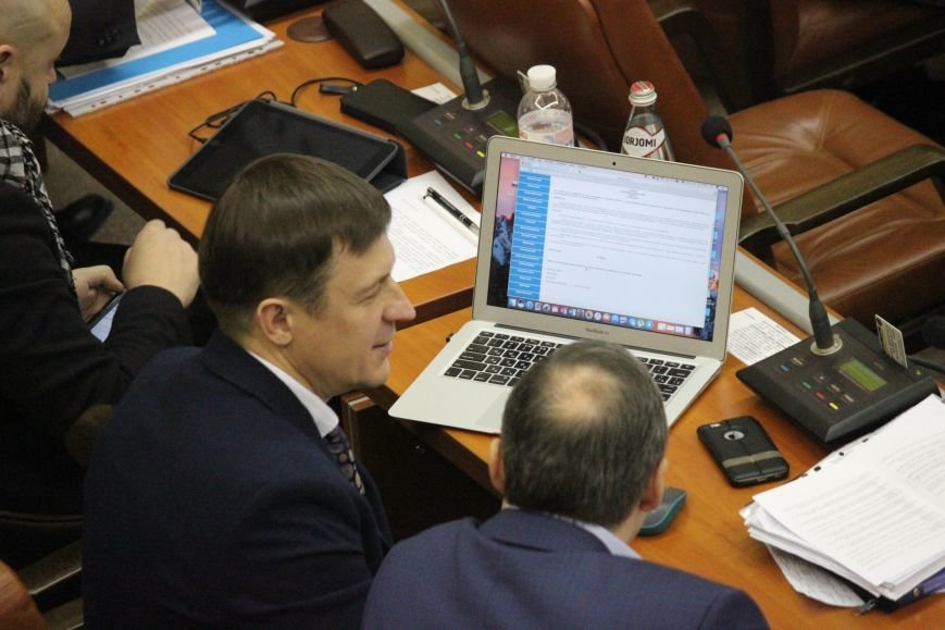 Запорожские депутаты собрались на сессию, - ФОТОРЕПОРТАЖ, фото-12
