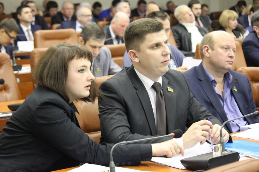 Запорожские депутаты собрались на сессию, - ФОТОРЕПОРТАЖ, фото-20