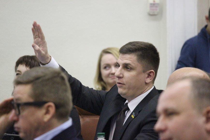 Запорожские депутаты собрались на сессию, - ФОТОРЕПОРТАЖ, фото-27