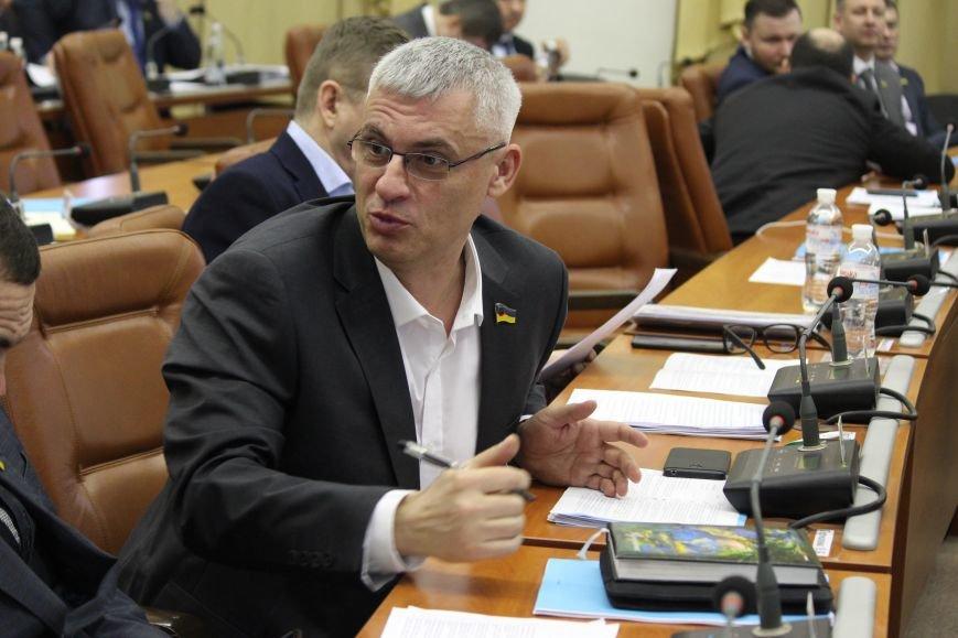 Запорожские депутаты собрались на сессию, - ФОТОРЕПОРТАЖ, фото-21