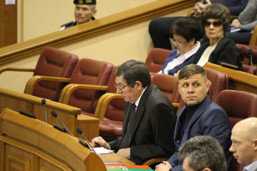 """Благодаря """"кнопкодаву"""" в Кривом Роге внесли изменения в бюджет (ФОТО, ВИДЕО), фото-6"""