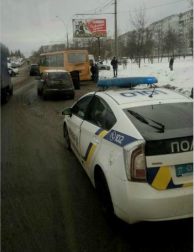ДТП в Сумах: на ул. Харьковской столкнулись 4 автомобиля (ФОТО), фото-5