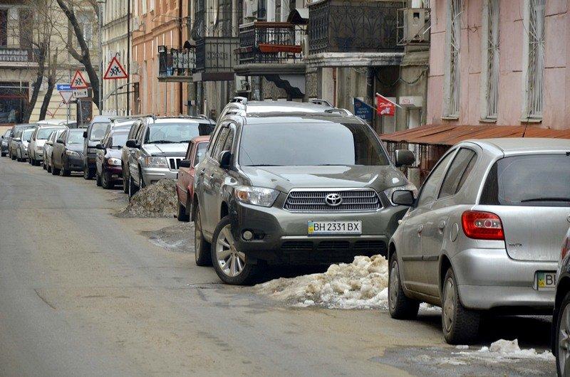 Улицы и тротуары Одессы остались покрыты льдом (ФОТО), фото-2