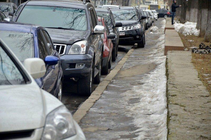 Улицы и тротуары Одессы остались покрыты льдом (ФОТО), фото-4