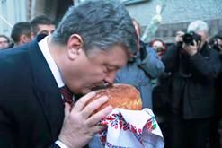 Херсонка в Финляндии испекла и вручила хлеб Президенту Украины (фото, видео), фото-2