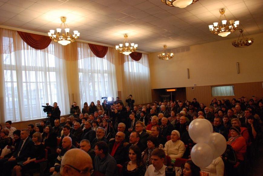 Бердянский машиностроительный колледж отметил 95-летие, фото-2