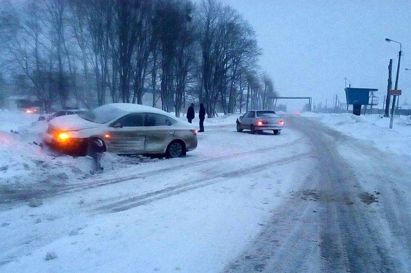 В Белгороде водитель внедорожника сбил женщину, фото-1