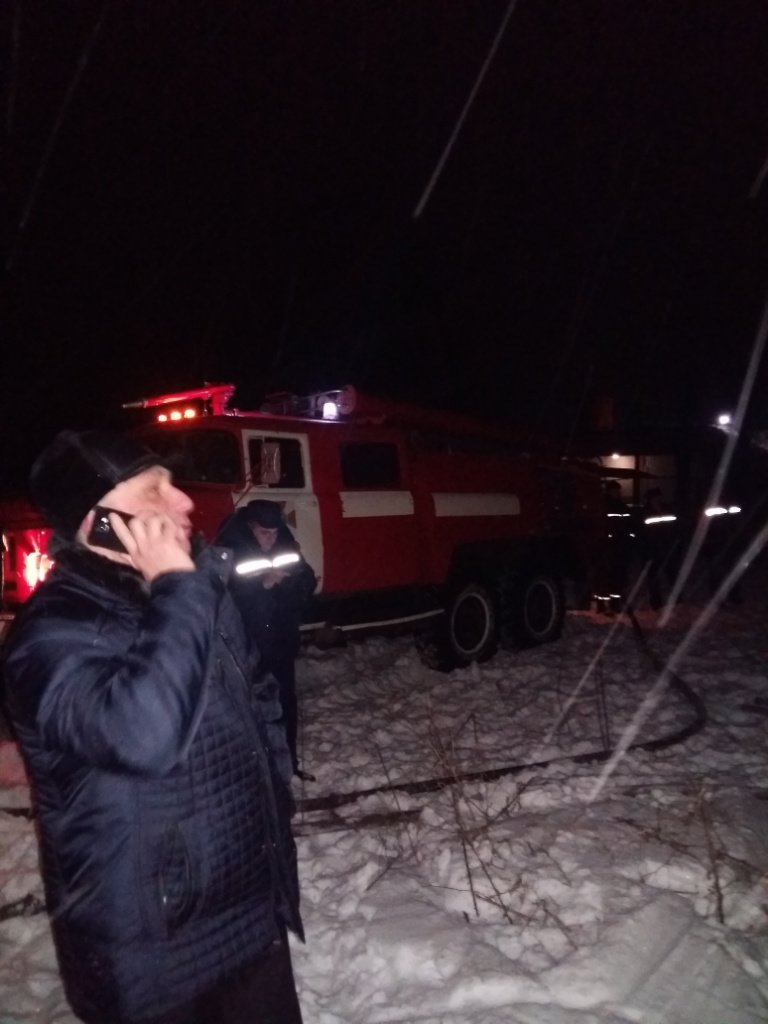 В Днепропетровской области горела школа (ФОТО), фото-2