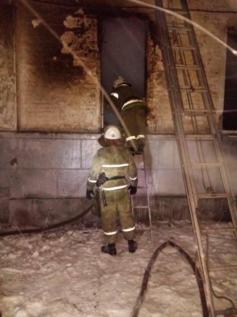 В Днепропетровской области горела школа (ФОТО), фото-1