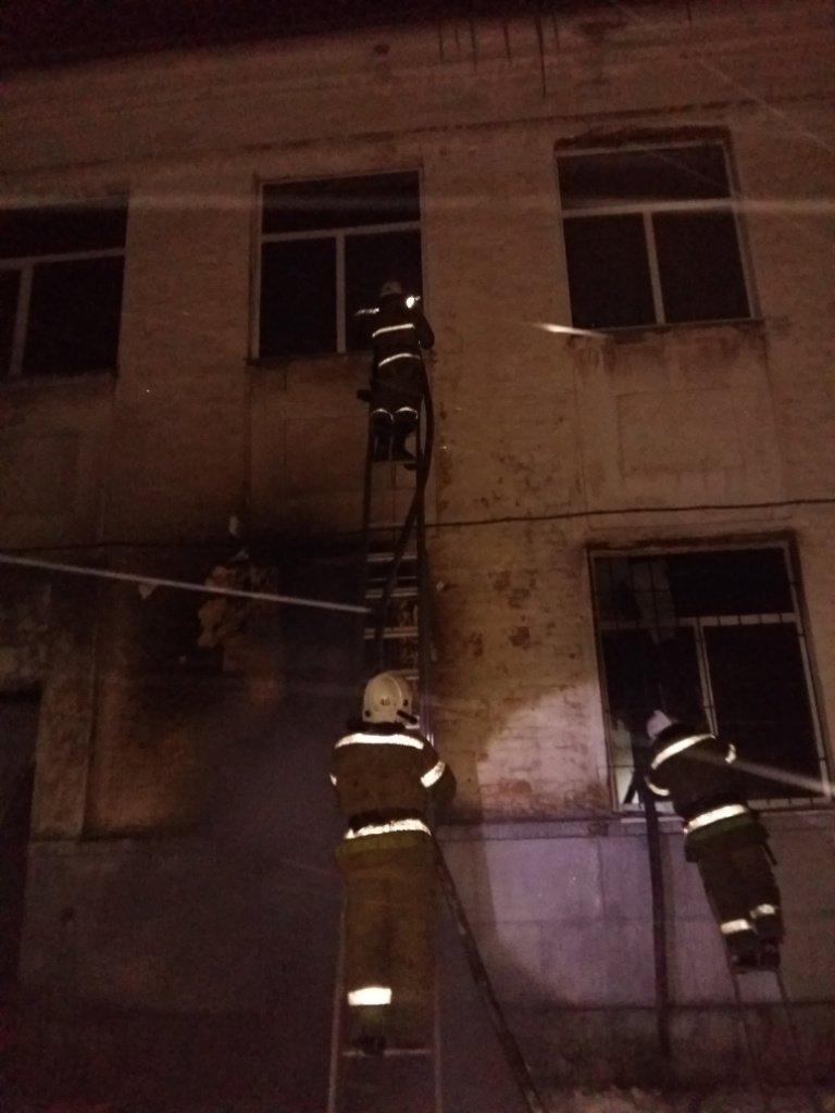 В Днепропетровской области горела школа (ФОТО), фото-3
