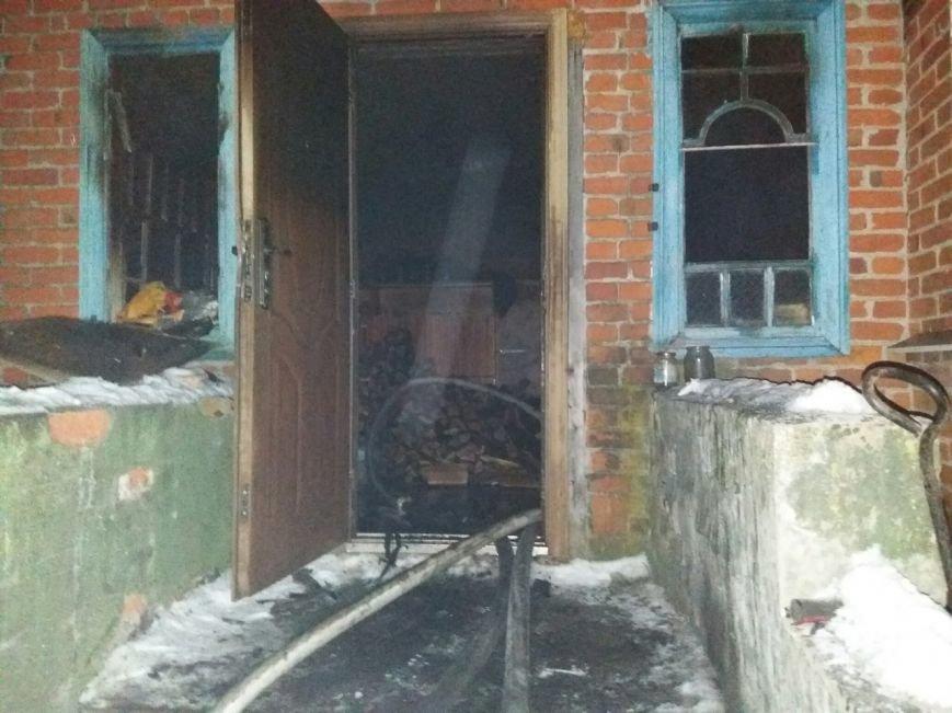 На Сумщине при пожаре заживо сгорели два человека (ФОТО), фото-1