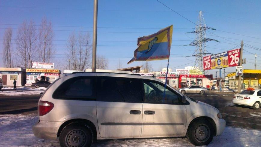 В Вишневом местные жители продолжают борьбу с повышением цен на проезд, протестное шествие продолжается: (ФОТО), фото-2