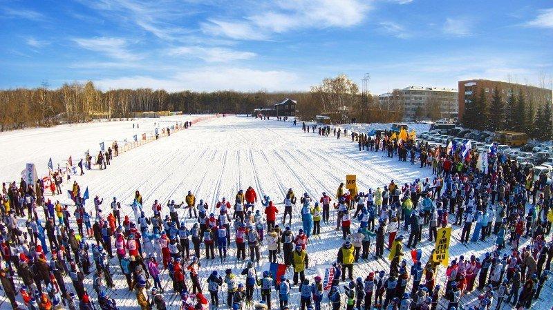 «Саратовская лыжня - 2017», фото-1