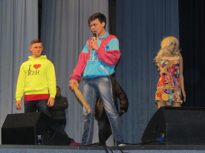 За пластмассовую Снежану юмористам вручили Зимний Кубок КВН, фото-13