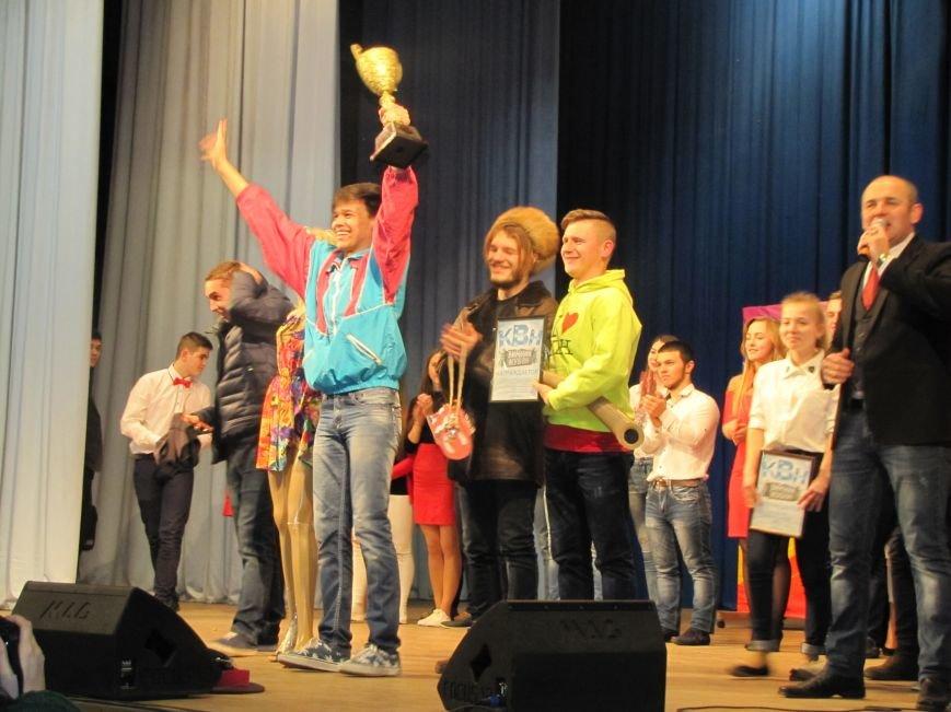 За пластмассовую Снежану юмористам вручили Зимний Кубок КВН, фото-14