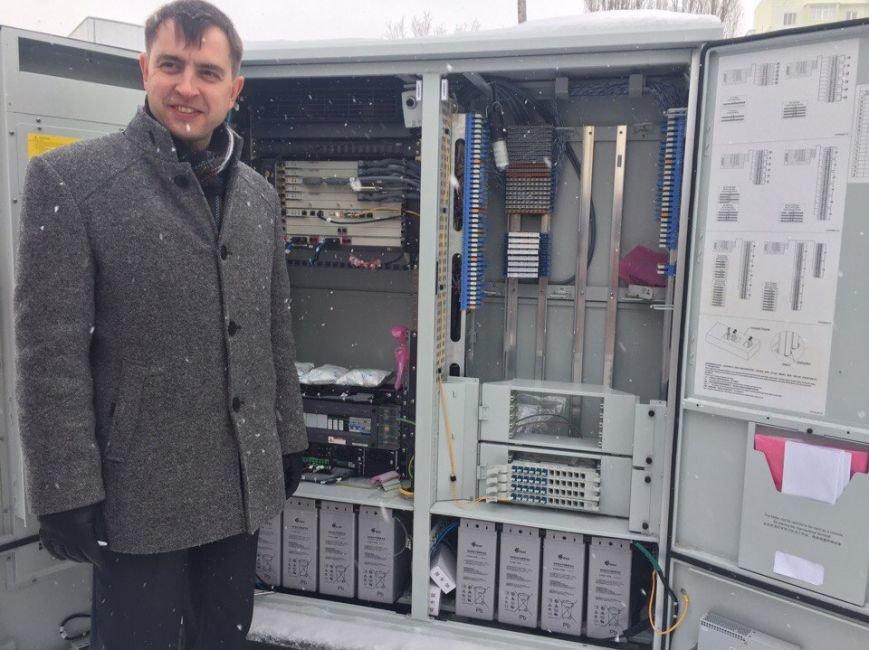 Скорость выросла в два раза: Укртелеком модернизировал сеть в Харькове, фото-1