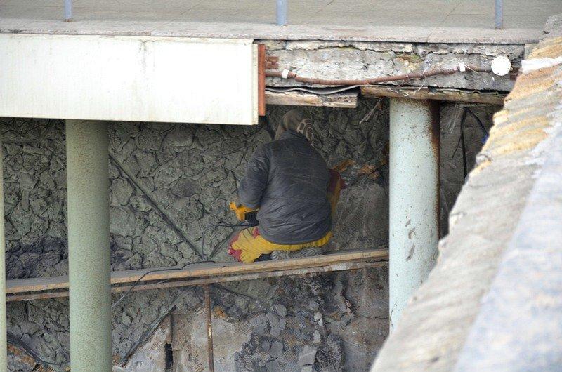 Основание одесского фуникулера разобрали по камешку (ФОТО), фото-4