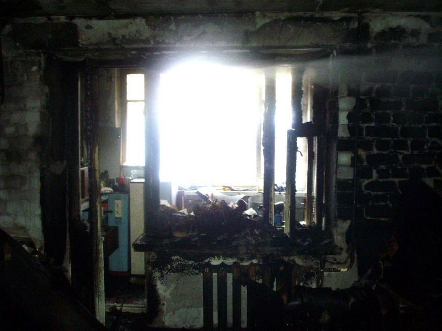 В Днепре при пожаре погибла двухлетняя девочка (ФОТО, ВИДЕО), фото-2