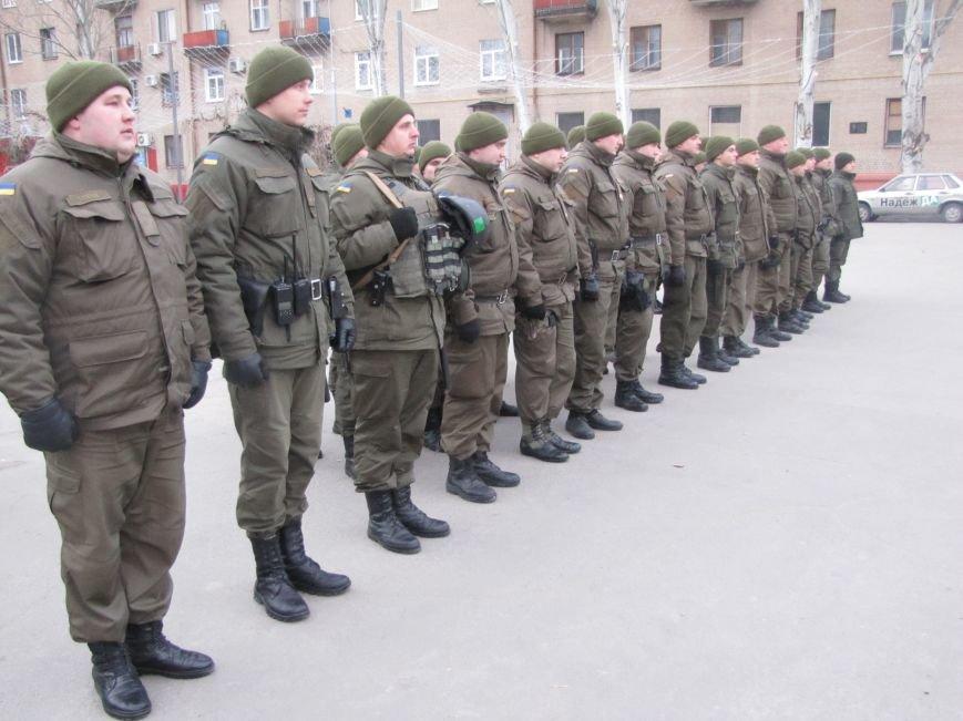Патрульных на улицах Мелитополя стало больше (фото, видео), фото-3