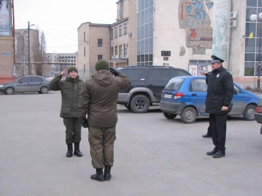 Патрульных на улицах Мелитополя стало больше (фото, видео), фото-2