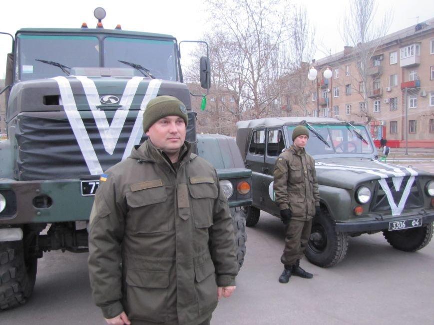 Патрульных на улицах Мелитополя стало больше (фото, видео), фото-1