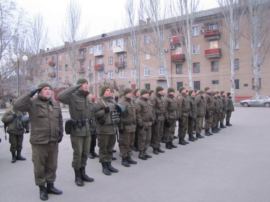 Патрульных на улицах Мелитополя стало больше (фото, видео), фото-4