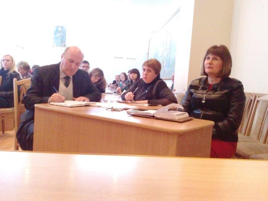 В Криворожском педуниверситете заработала стипендиальная комиссия (ФОТО), фото-4