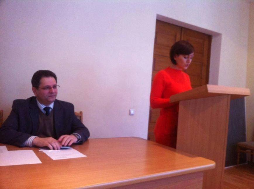 В Криворожском педуниверситете заработала стипендиальная комиссия (ФОТО), фото-3