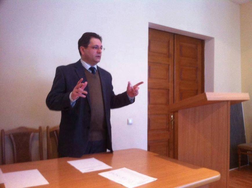 В Криворожском педуниверситете заработала стипендиальная комиссия (ФОТО), фото-2