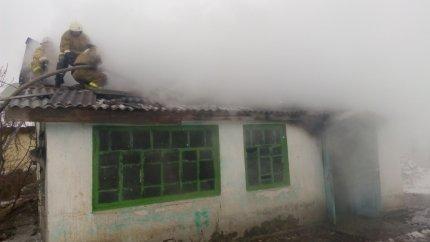 В Белогорском районе на пожаре спасли троих детей (ФОТО), фото-2