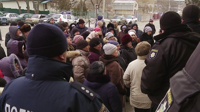 Под Одессой развернулась земельная война (ФОТО), фото-1