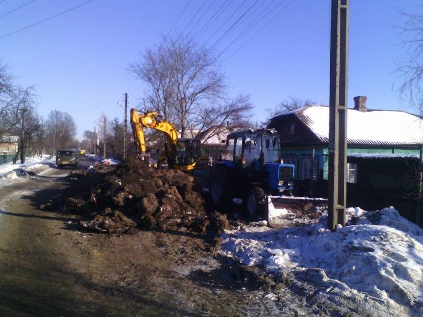 Третю добу мешканці вулиці Петра Сагайдачного без води, фото-2