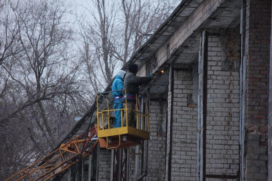 """В Запорожской """"Орбите"""" продолжается ремонт, - ФОТОРЕПОРТАЖ, фото-2"""
