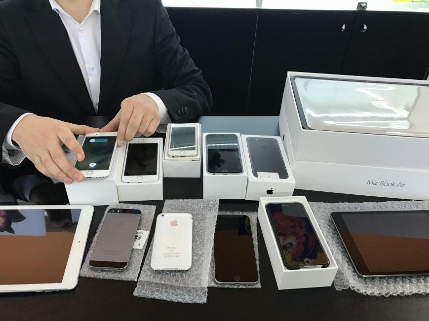В Запорожье завозили контрабандную продукцию Apple, - ФОТО, фото-4