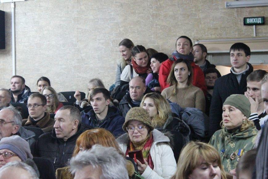 В кинотеатре Довженко с аншлагом презентовали фильм о разгоне запорожского Майдана, - ФОТОРЕПОРТАЖ, фото-6