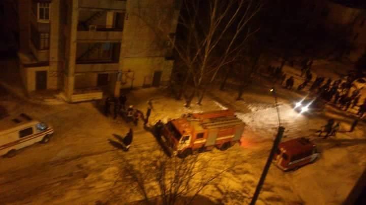 В Сумах снова произошел взрыв газа. Жителей эвакуировали (ФОТО+ВИДЕО), фото-2