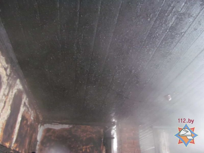 В Полоцке на пожаре женщина получила ожоги 25% тела, фото-7