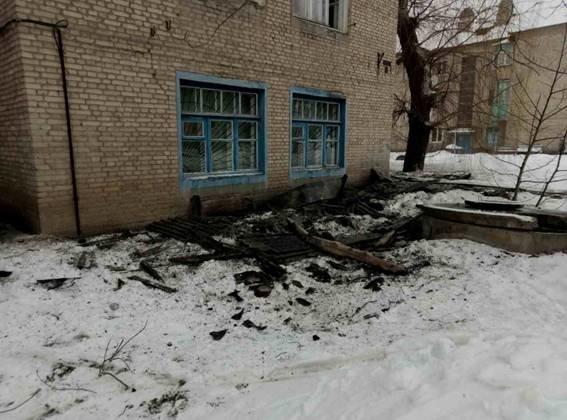 В Бахмутском районе ночью произошел пожар в жилом доме (ОБНОВЛЕНО), фото-6