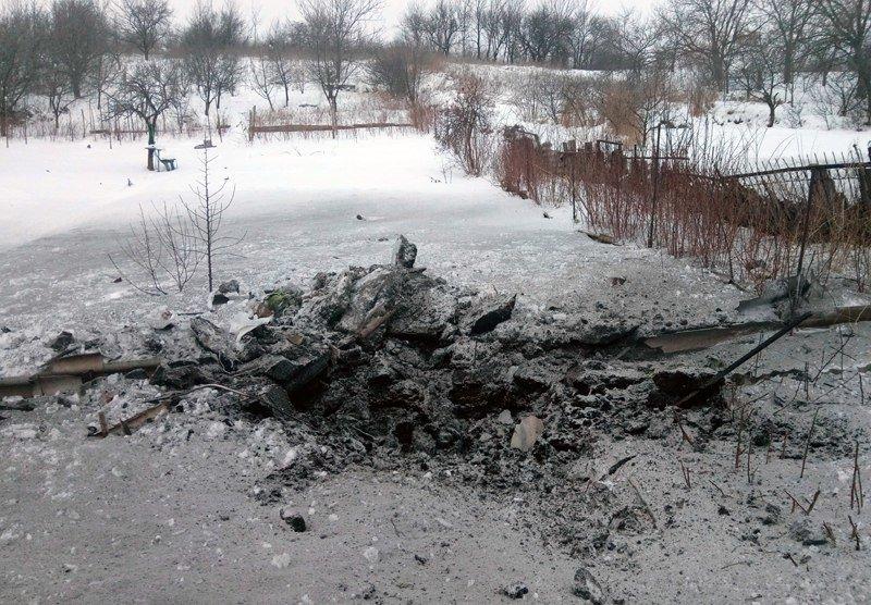 За ночь в Авдеевке пострадало несколько домов (обновлено), фото-5