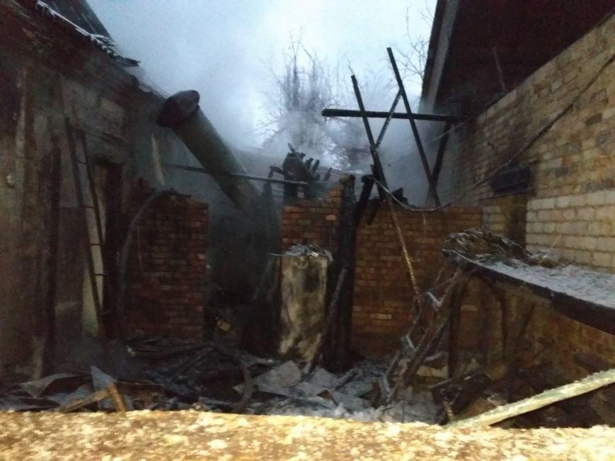 В Днепропетровской области от пожара пострадал пенсионер (ФОТО), фото-3