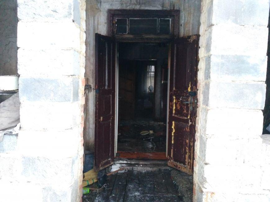 В Днепропетровской области от пожара пострадал пенсионер (ФОТО), фото-2