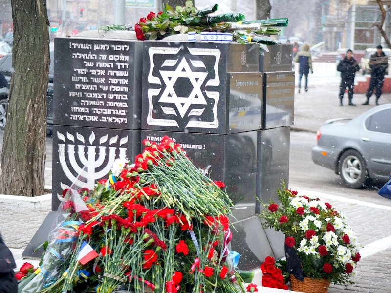 В Одессе почтили память жертв Холокоста (ФОТО), фото-6