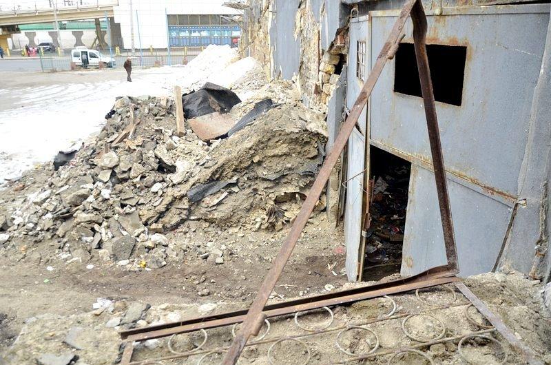Галереи под Потемкинской лестницей напугали одесситов (ФОТО), фото-11