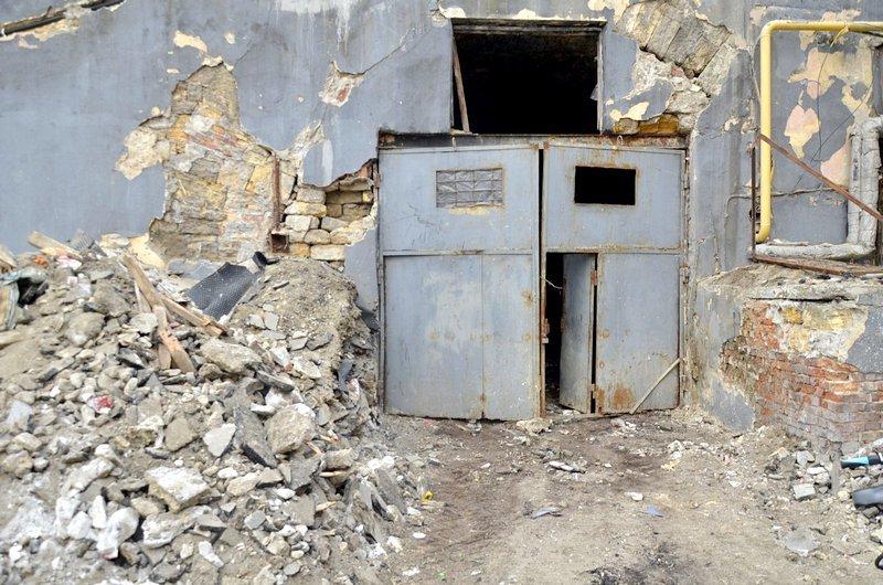 Галереи под Потемкинской лестницей напугали одесситов (ФОТО), фото-2
