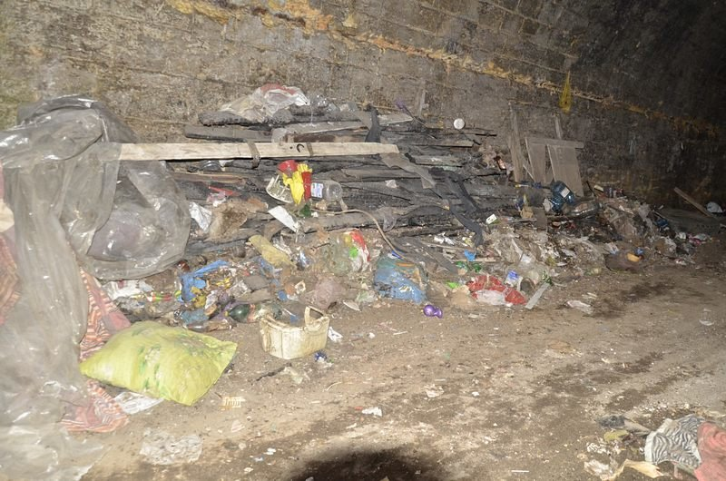 Галереи под Потемкинской лестницей напугали одесситов (ФОТО), фото-3