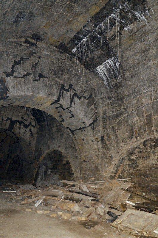 Галереи под Потемкинской лестницей напугали одесситов (ФОТО), фото-13